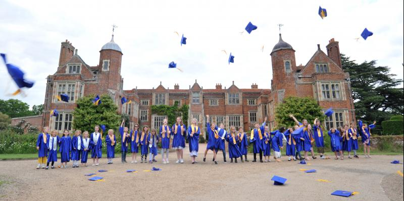 OVER A HUNDRED MAT PUPILS CELEBRATED IN SPECIAL GRADUATION